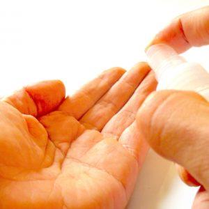 手指消毒のアルコール用の濃度は?キッチン用の違いと注意点は?
